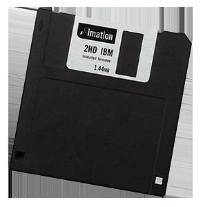 Une disquette