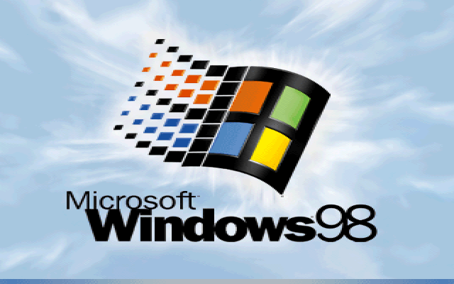 Windows 98 !