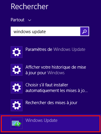 Windows Update Windows 8