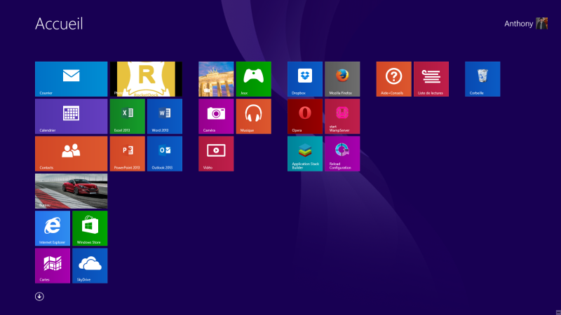 Image arriere plan bureau 28 images les petits plus de for Bureau windows 8