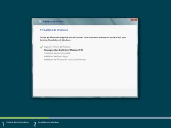 installer windows 8 avec un cds
