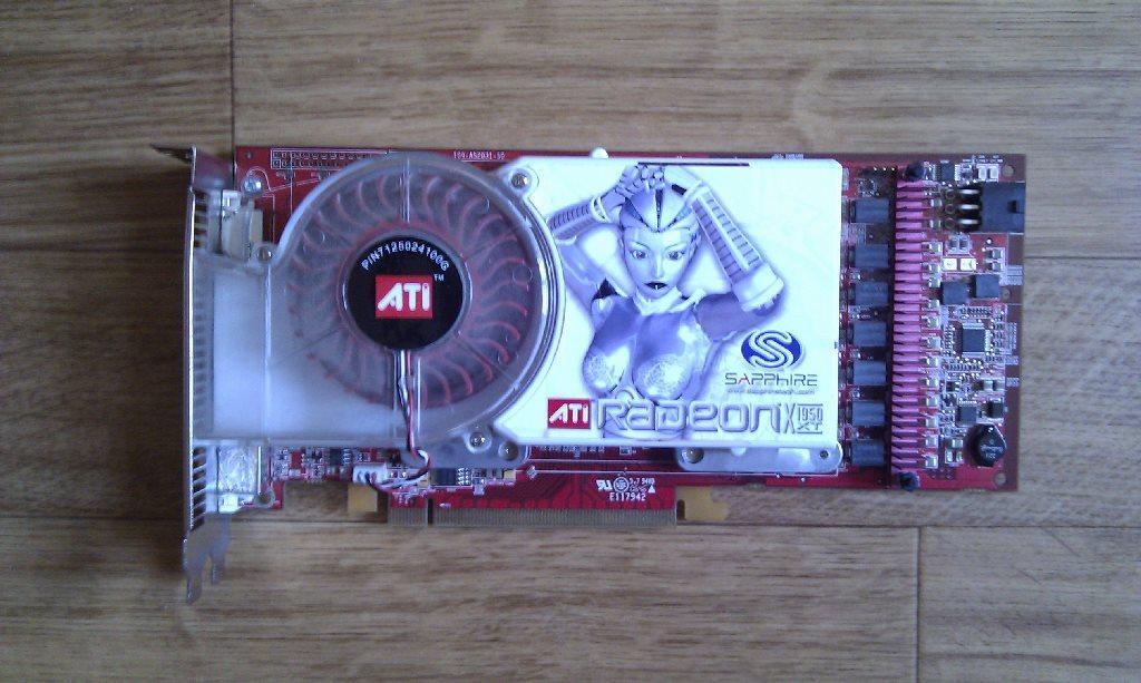 ATI Radeon X1950 Pro