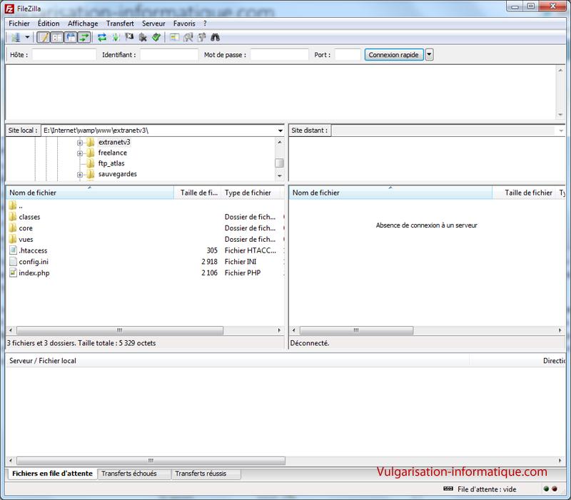 Pour envoyer un fichier à un ami avec pCloud, c'est très simple. Sélectionner le ou les fichiers à transférer en explorant votre ordinateur.