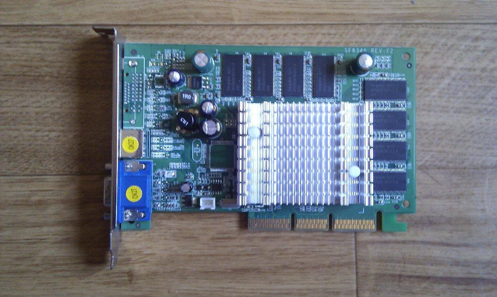 Nvidia GeForce FX5200